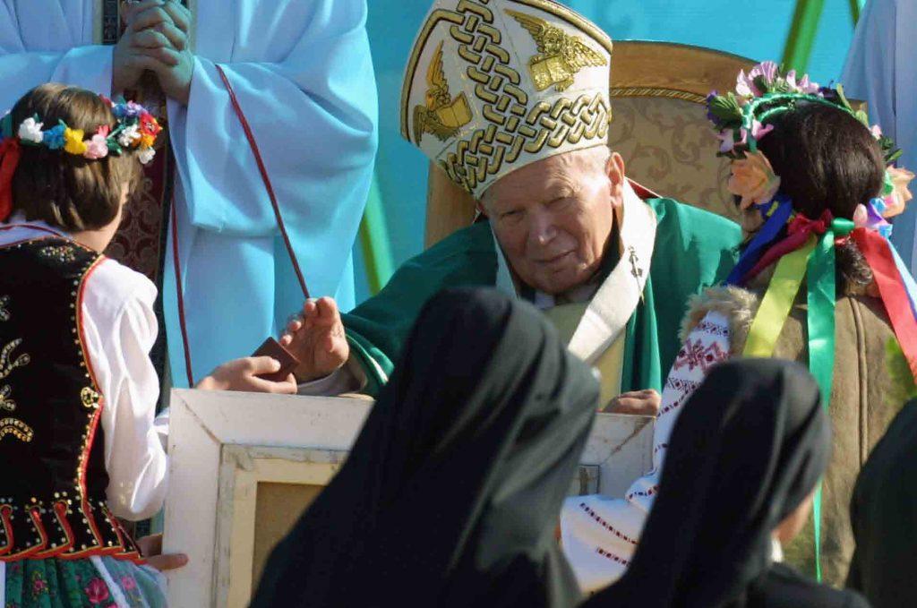 Проповедь Святейшего Отца Иоанна Павла II во время Святой Мессы с народом
