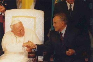 20 лет со дня визита Папы Иоанна Павла II в Казахстан