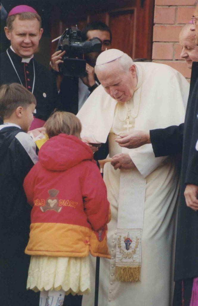 Проповедь Иоанна Павла II во время Святой Мессы с духовенством
