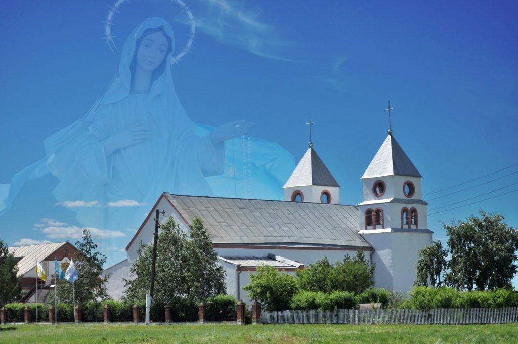 """""""Ангел Господень"""" и духовное паломничество в Озерное с Папой"""
