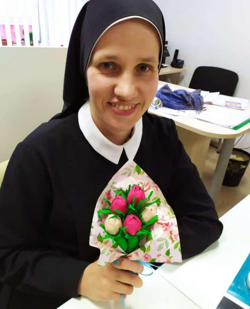 Стать мамой монахини